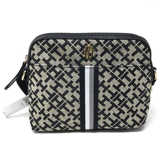 17e00b469f6 Tommy Hilfiger Bags | Logo Stripe Crossbody Purse Nwt 75 | Poshmark